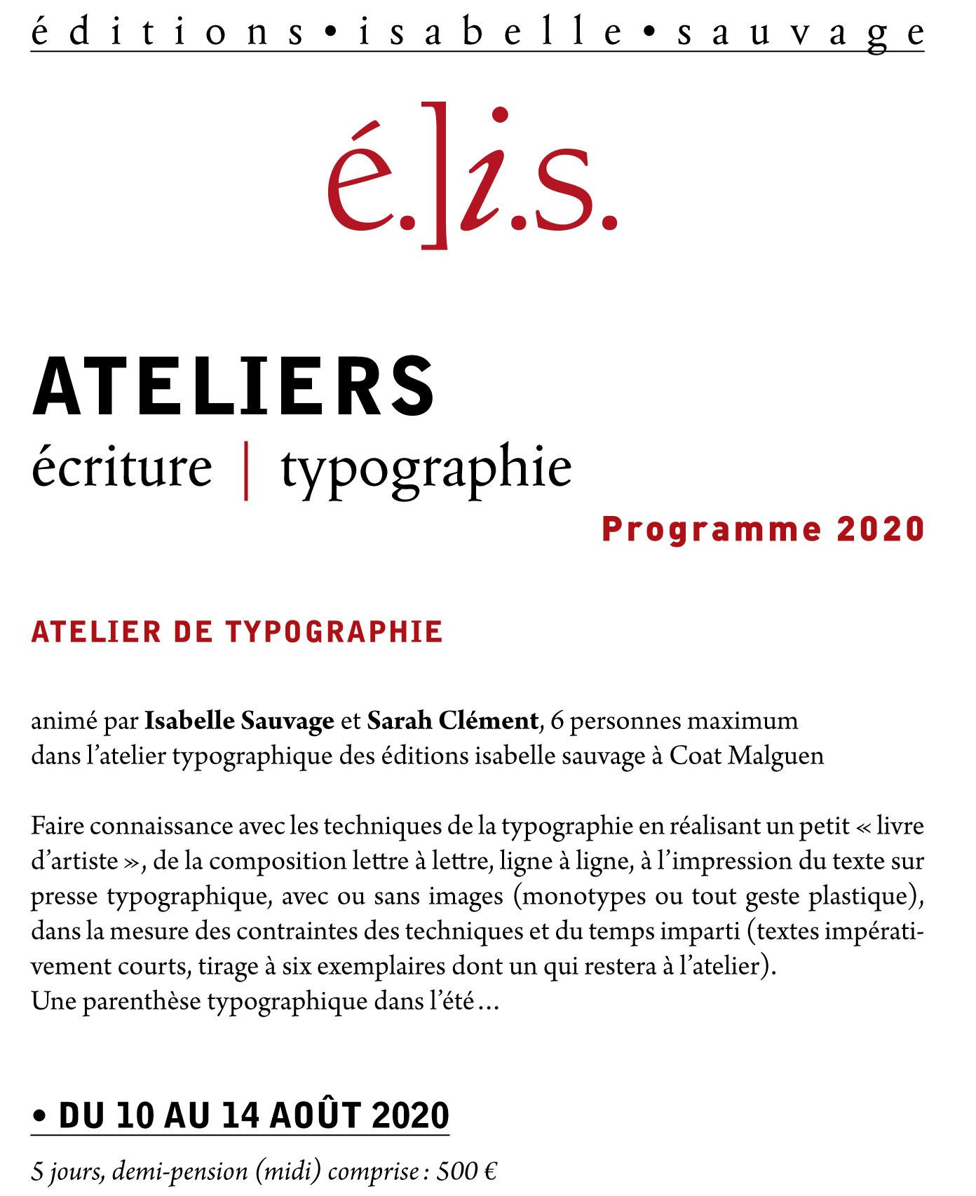 Flyer Ateliers_Site 2020