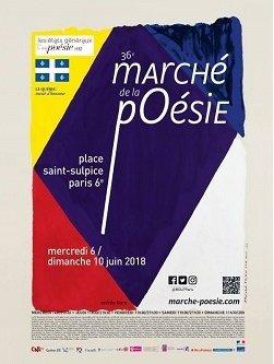 36e marché de la Poésie à Paris