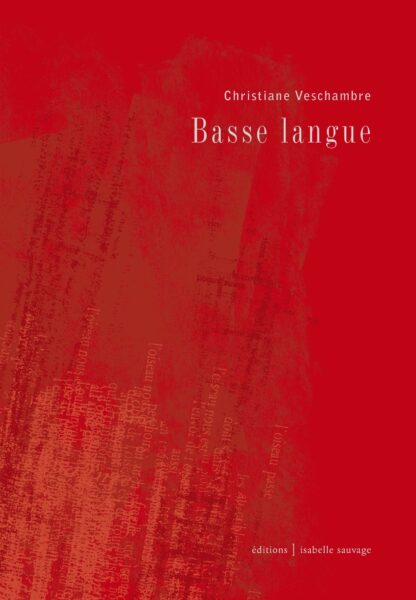 Veschambre_​Basse langue